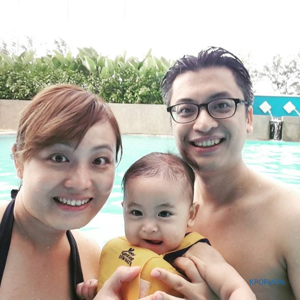 Another family we-fie before we head back to the hotel room