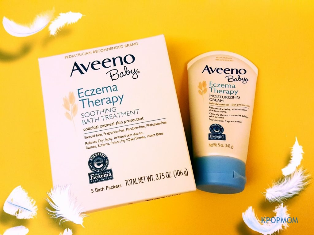 Bath And Shower Oil Kpopmom Tries Aveeno Baby Products