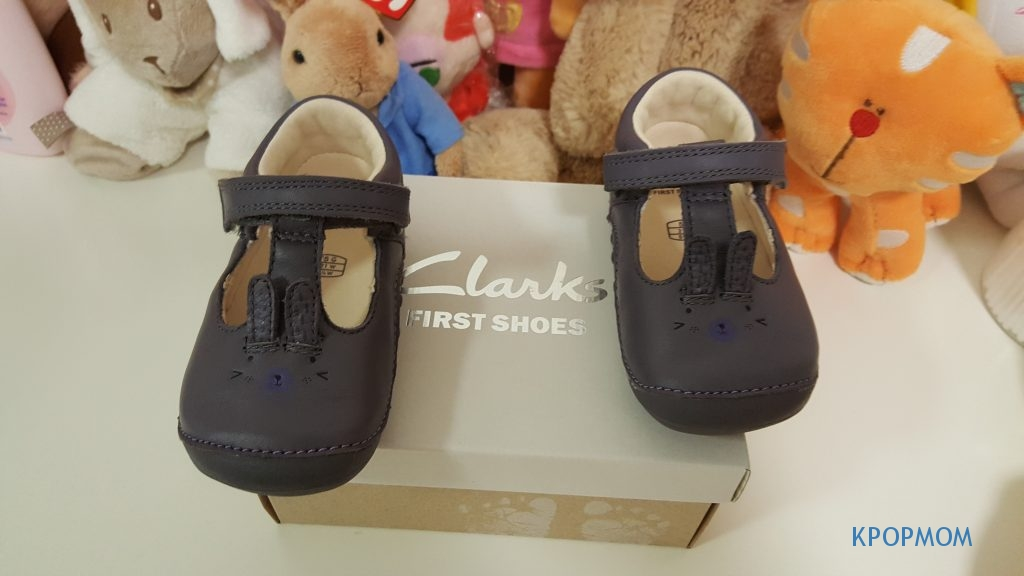 This is definitely the shoes to get for your baby once they start walking. I absolutely love everything about this shoe