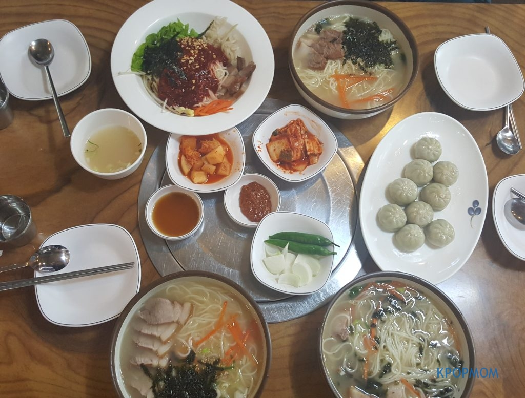 This is our first meal in Jeju. First meal is always the most memorable.